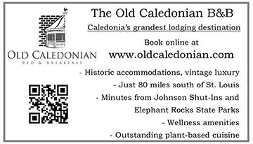 The Old Caledonian